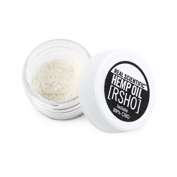 RSHO's CBD Oil Concentrate Isolate - My CBD Mall