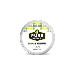 Super Strength Salve - 150mg - My CBD Mall