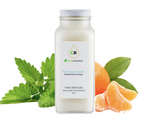 Detox Bath Salts: Peppermint & Orange 150mg CBD (8oz) - My CBD Mall