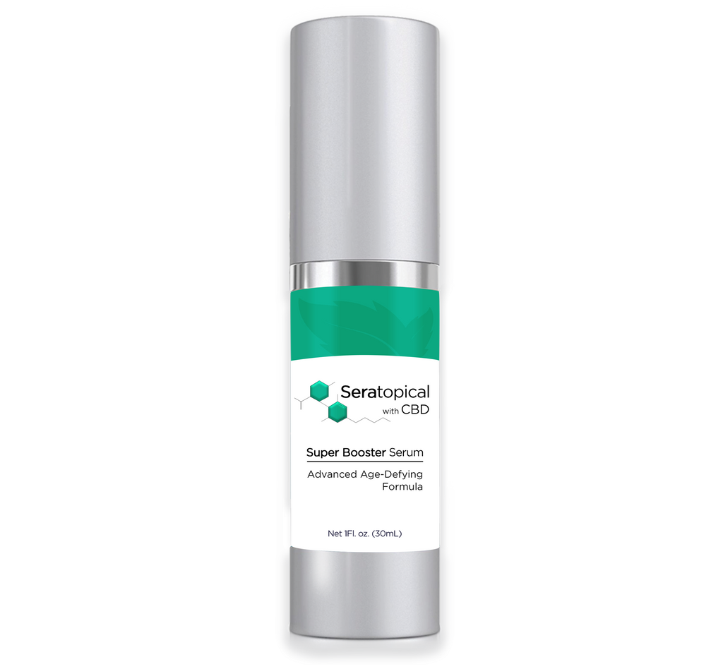 CBD Serum: Seratopical Super Booster Serum - My CBD Mall