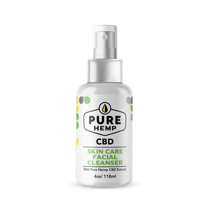 Skincare Facial Cleanser - My CBD Mall