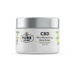 CBD Ultra Body Moisturizing Butter - 20mg - My CBD Mall