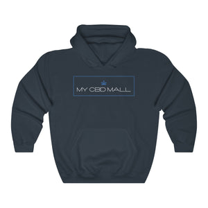 My CBD Mall Unisex Heavy Blend™ Hooded Sweatshirt - My CBD Mall