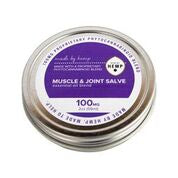 Hemp for Muscles and Joints Salve (100mg CBD) - My CBD Mall