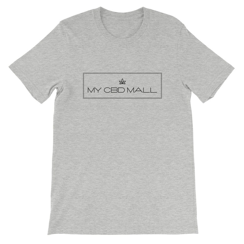 Short-Sleeve Unisex T-Shirt - My CBD Mall