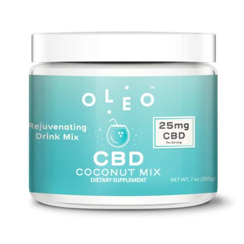 Coconut CBD Drink Mix -OLEO - My CBD Mall