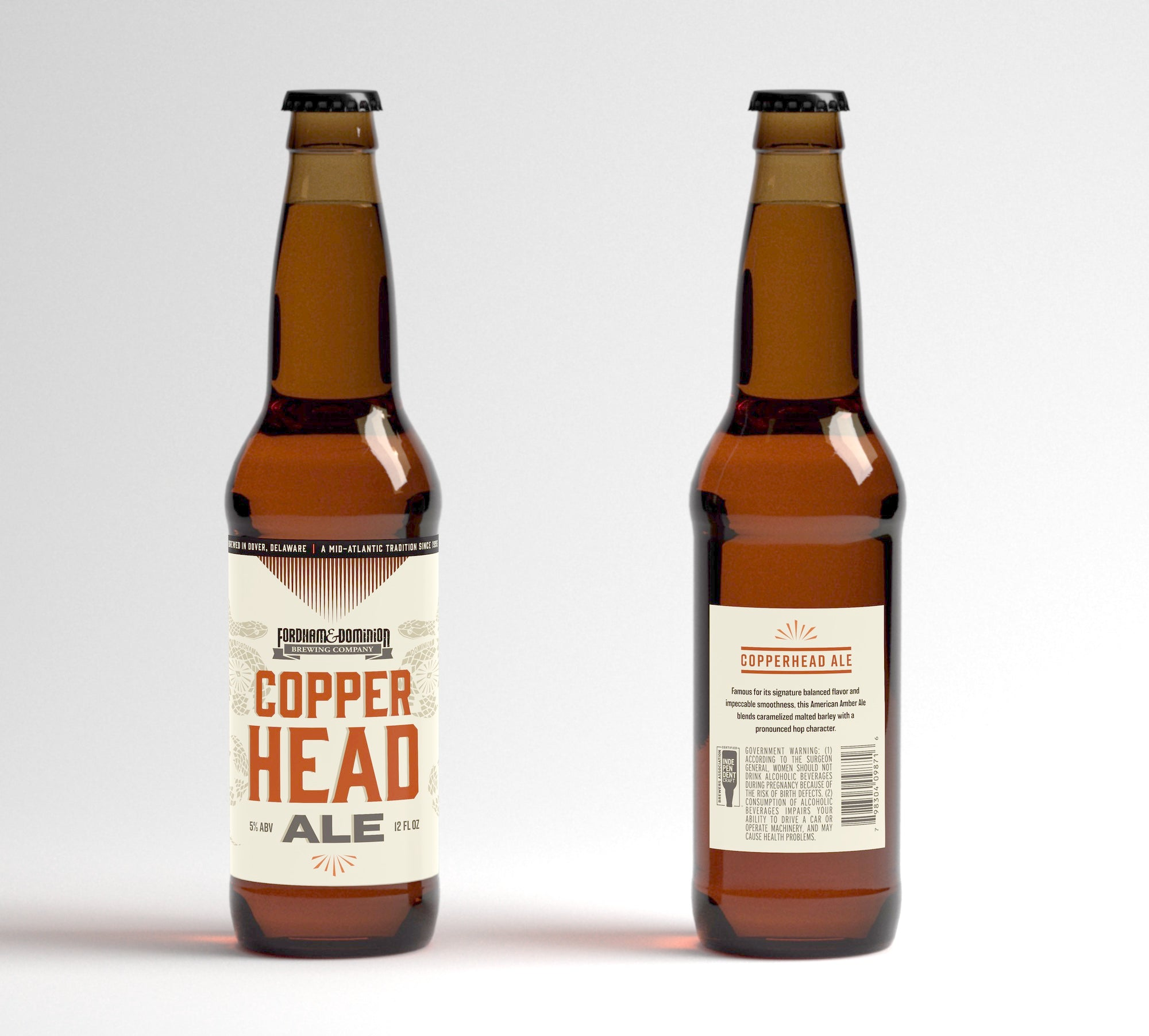 Copperhead Ale【3本入り】