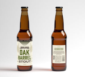Oak Barrel Stout【3本入り】