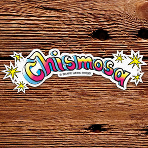 Chismosa Sticker