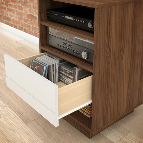Stereo Audio Cabinet, 1-Drawer (3184262873152)
