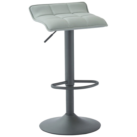 Comet Air Lift Stool, Set Of 2 Grey