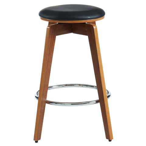 Rotman 26'' Counter Stool, Set Of 2 Black