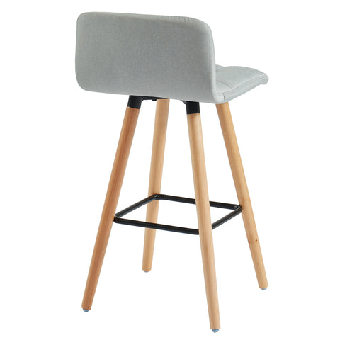 Rico 26'' Counter Stool, Set Of 2 Grey