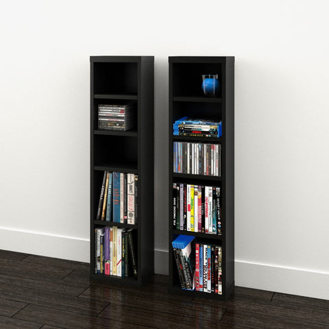 Liber-T CD/DVD Towers, Set of 2