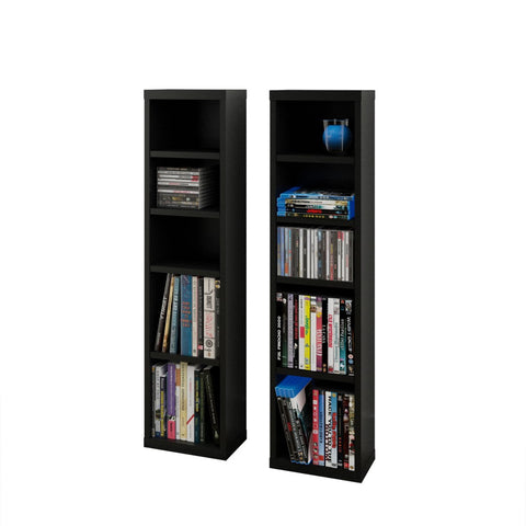 Liber-T CD/DVD Towers, Set of 2 (3184263921728)