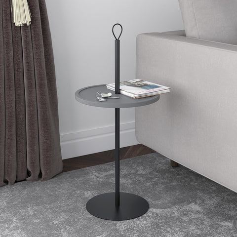Felix Accent Table Grey/Black