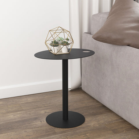 Enzo Accent Table Black
