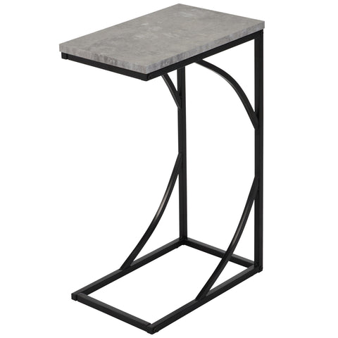 Darcy Accent Table Cement (4414633738292)