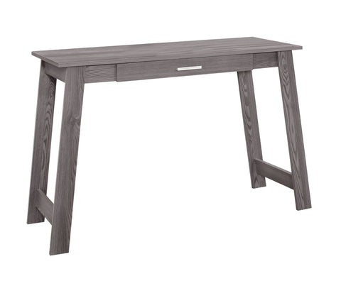 "Aisha Computer Desk - 42""L / Grey With A Storage Drawer (4395907416116)"