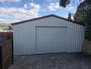 3000mm high x 4800mm wide Roller Shutter Door