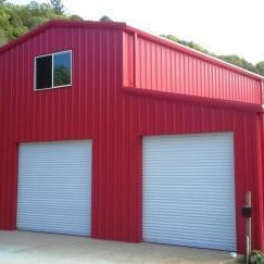 5100mm high x 5100mm wide Roller Shutter Door