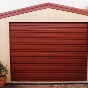 2200mm High Garador Domestic Roller Door - Flexible widths, from $879 - (Delivered NI)