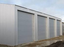 3300mm high x 3600mm wide Industrial Roller Door (Free Shipping NI)