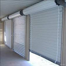 Load image into Gallery viewer, 2900mm high x 3600mm wide Industrial Roller Door (Free Shipping NI)