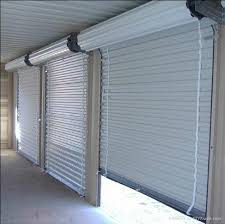 2900mm high x 3600mm wide Industrial Roller Door (Free Shipping NI)