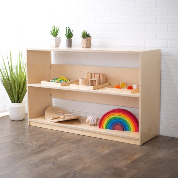 Birch Montessori Shelf