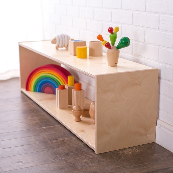 Birch Montessori Infant Shelf
