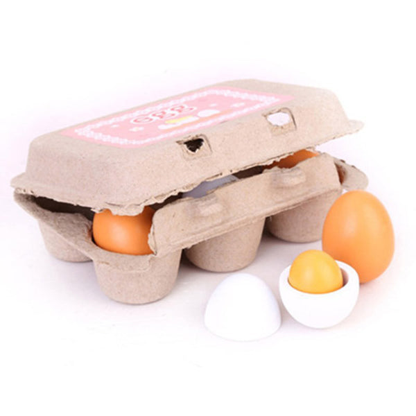 Click & Open Egg Toy Set