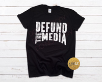 Defund The MEDIA!
