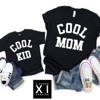 Cool Mom and Kid Mommy & Me Shirt