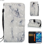 3D Flip Case For Samsung Galaxy S4 S 4 GalaxyS4 I9500 GT-I9500 I9505 GT-I9505 I9506 GT-I9506 GT-I9515 Case Phone Leather Cover