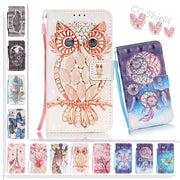 3D Painting Flip Case For Samsung Galaxy J5 2015 SM J500 J500F J500H J500FN SM-J500H SM-J500 SM-J500FN Case Phone Leather Cover