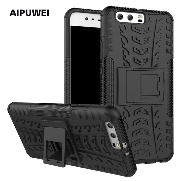 AIPUWEI CASES FOR Huawei P10 Case Cover Silicon Plastic Hard Back Shell For Huawei P10 Plus Case P10 Lite Fashion Luxury Cover