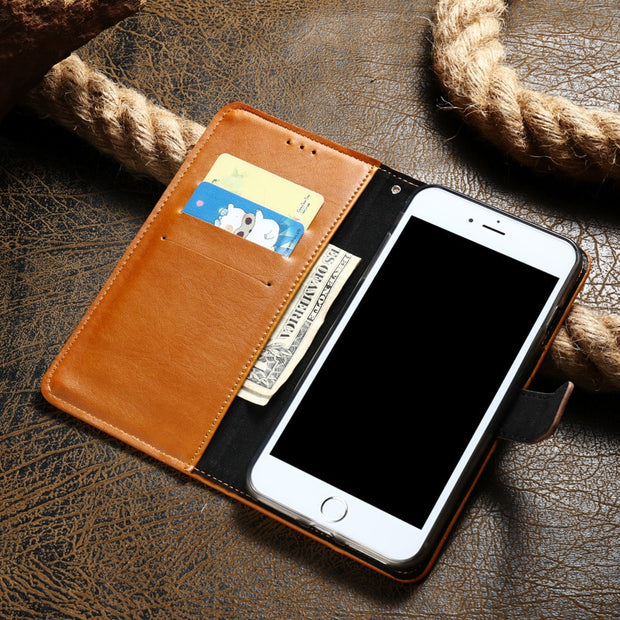 AKABEILA PU Leather Cases For Huawei Honor 4C Pro TIT-AL00