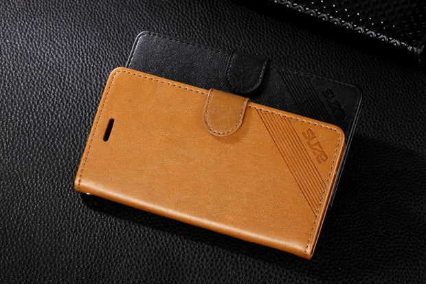 "AZNS Flip Leather Cover Case For OPPO Neo 7 A33 5.0"" Phone PU Wallet Bag Stand Cases With Card Slot Fundas For OPPO A33"