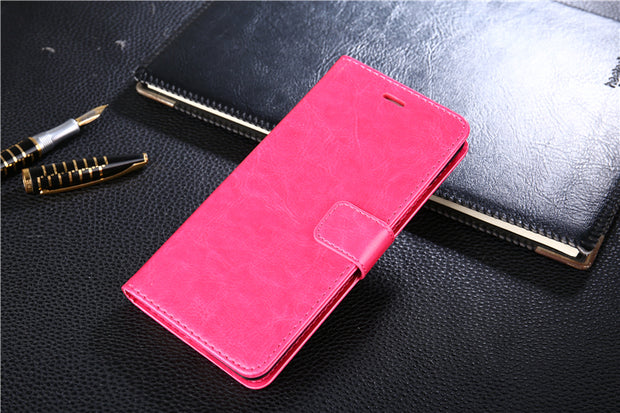"AZNS For Huawei Mate 10 Pro PU Leather Back Cover Case For Huawei Mate 10 Pro 6.0"" Case Flip Protective Phone Case"