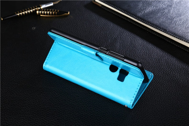 "AZNS For Xiaomi Mi Mix 2 Case Luxury PU Leather Case Cover For Xiaomi Mi Mix 2 5.99"" Flip Protective Cell Phone Cover"