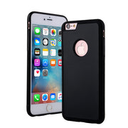 Antigravity Adorption TPU Frame Dowa Sticky Case For IPhone 6 6S 6Plus 7 7Plus Wall Magic Shell Anti Gravity Nano Suction Cover