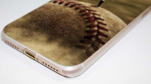 BiNFUL Baseball Cartoon Bryce Hard Clear Case Cover Coque For IPhone X 6 6s 7 8 Plus 5s SE 5 4s 4 5c