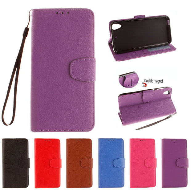 Case For HTC Desire 626 626g 626 G Plus S W D T 626s 626w 626d 626t Flip Phone Leather Cover For D626 D626t D626w D626g D626d