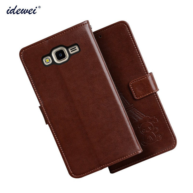 size 40 ceb8b e702e Case For Samsung Galaxy J7 Core Cover Luxury Leather Flip Case For Samsung  J7 Nxt J701F Protective Phone Case Back Cover