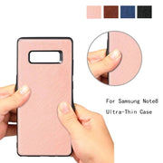 Case For Samsung Galaxy Note 8 S8 Plus Case For Note 8 Coque Luxury Full Protection Silicone Frosted Hard Back Cover Note8 Case