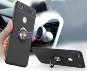 Case For Xiaomi Redmi Note 5A Prime Case Car Holder Stand Magnetic Suction Bracket Mobile Phone Cover Redmi Note 5A Cover Coque