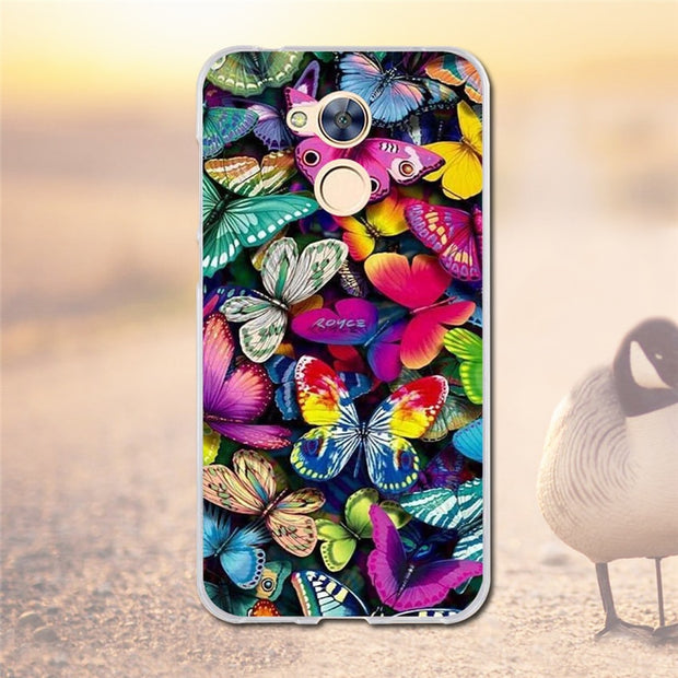 "Case For Huawei Honor 6A Cases Cover For Honor 6A Phone Case 3D TPU Soft Silicone Fundas Bag For Huawei Honor 6A 5.0"" Cases Capa"