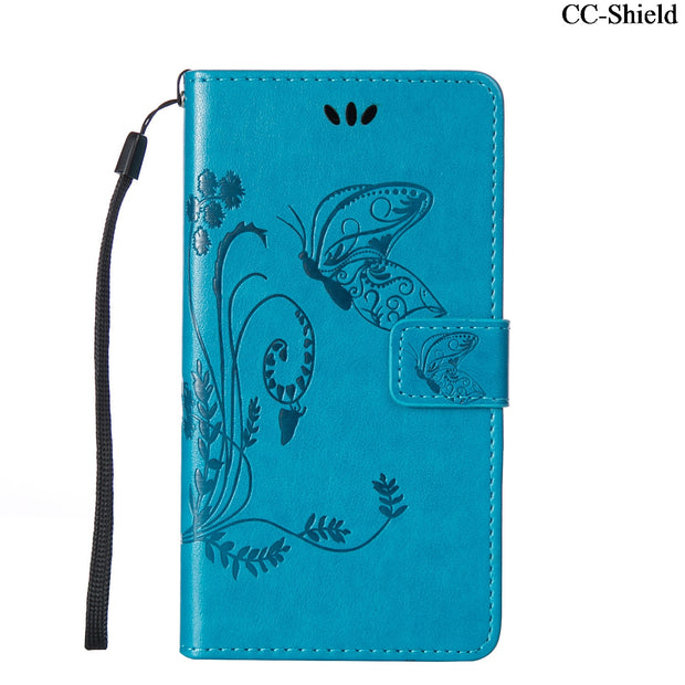 Case For Samsung Galaxy S5 Mini G800F G800H Leather Flip Cover Wallet Case For Samsung S5mini SM-G800F SM-G800H Mobile Phone Bag