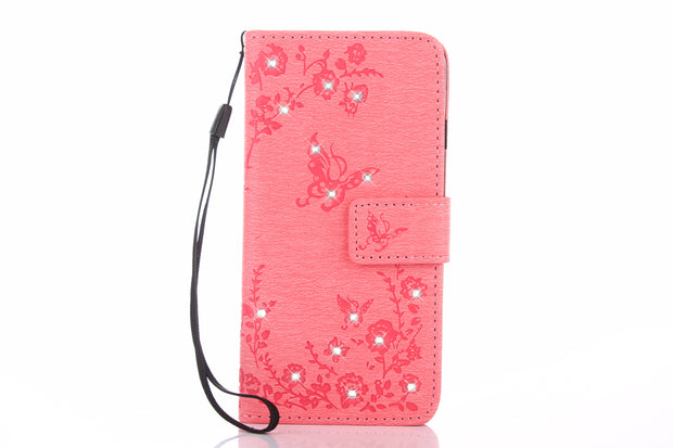 Case For Samsung Galaxy S6 Edge Wallet Case For Samsung